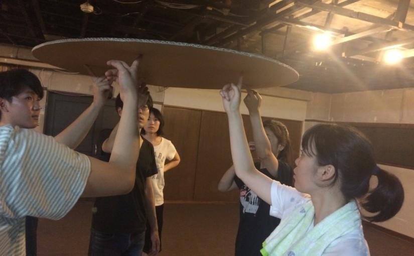 小劇場コモンズ(俳優向けワークショップ)のお知らせ