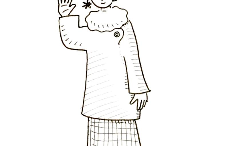 きょうのひびちゃん、きょうのつきちゃん(12/22)